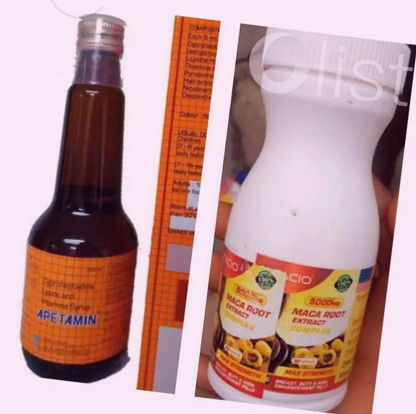 Apetamin Products are primarily used for